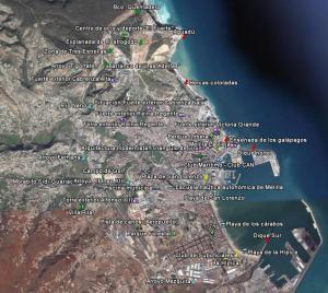 Escaparate AF Melilla
