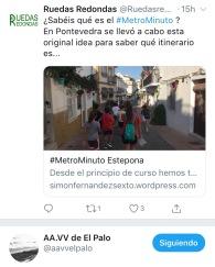 80. Difusión Twitter de RR y AAVV El Palo copia